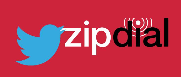 تويتر-zipdial