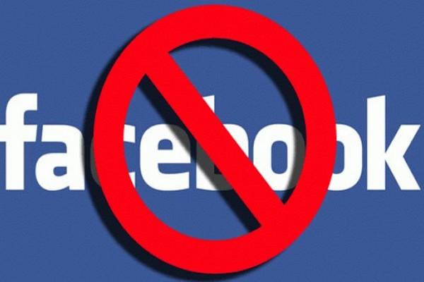 facebook-yasak