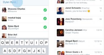 تويتر تطلق تغريدات الفيديو والرسائل الخاصة الجماعية