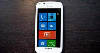 سامسونج قد تُطلق هواتف ويندوز فون هذا العام