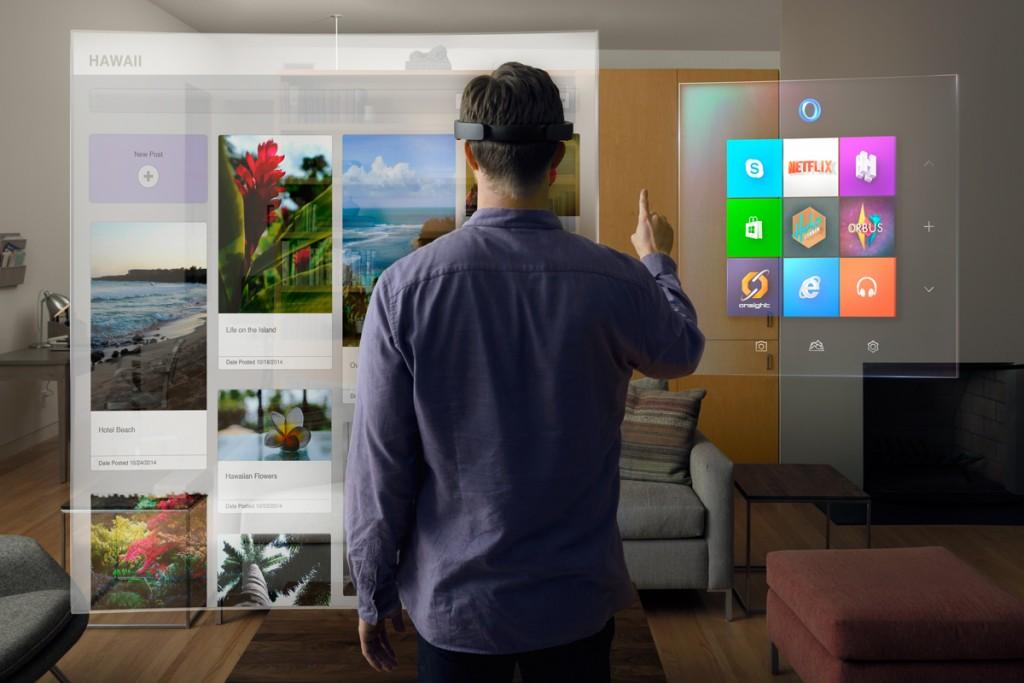 مايكروسوفت ستطلق الجيل الثالث من هولولينز في 2019