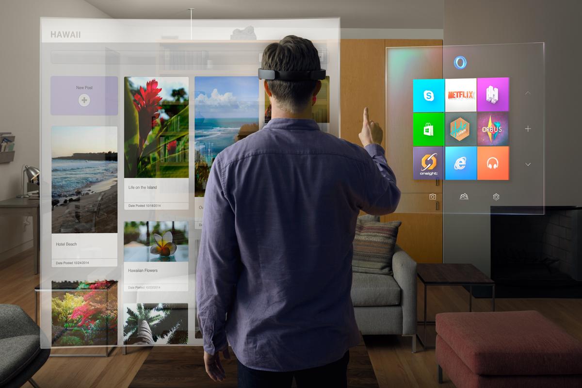 مايكروسوفت ستطلق الجيل الثالث من هولولينز في 2019 - عالم التقنية