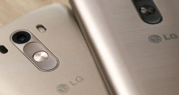 إل جي ستُطلق هاتف رائد أعلى من G4
