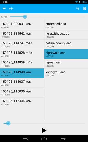 تطبيق Audio Recorder and Editor لتسجيل الأصوات وتحريرها Audio-Recorder-and-E