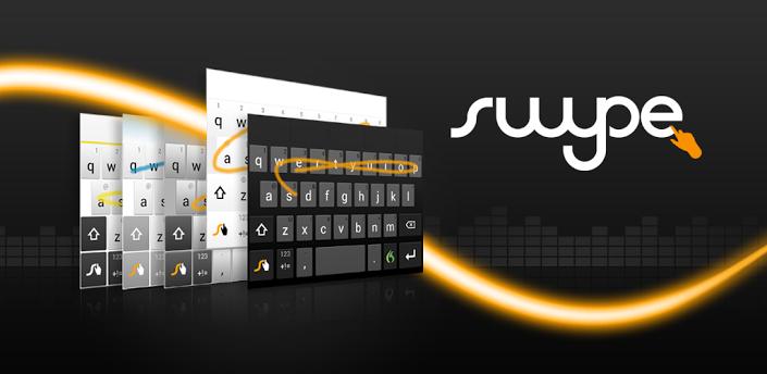 إنهاء الدعم لتطبيق لوحة المفاتيحSwype على أندرويد