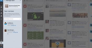 تويتر تتيحمشاركة الحسابات مع أكثر من شخص بدون اعطائه كلمة المرور