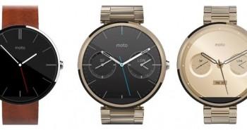 موتورولا ستسمح لك بتصميم ساعة Moto 360 على ذوقك