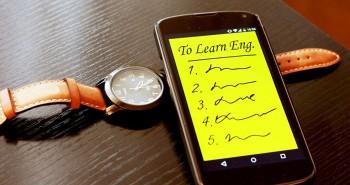 افضل 10 تطبيقات أندرويد لممارسة اللغة الانجليزية