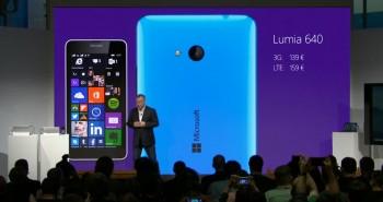 MWC 2015: مايكروسوفت تكشف عن لوميا 640 ولوميا 640 إكس إل