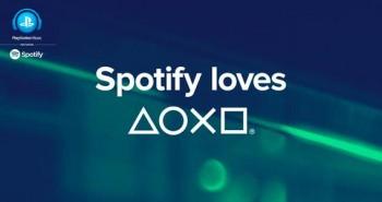 سوني تطلق خدمات Spotify للموسيقى على أجهزة بلايستيشن 3 و 4