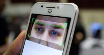 MWC 2015 : شركة ZTE تُطْلق أول هاتف بميزة فتح الشاشة بقزحية العين