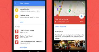 قوقل تسمح بتخصيص الخرائط على أندرويد وعرضها عبر تطبيق My Maps