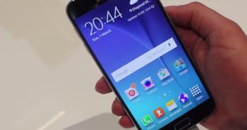 MWC 2015: تجربة سريعه لجالاكسي S6 و جالاكسي S6 إيدج[فيديو]