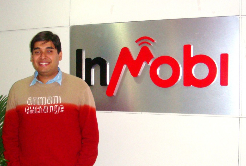 Google in talks to buy Indian startup InMobi