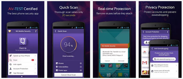 NQ Mobile Security Antivirus