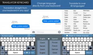 Translator Keyboard