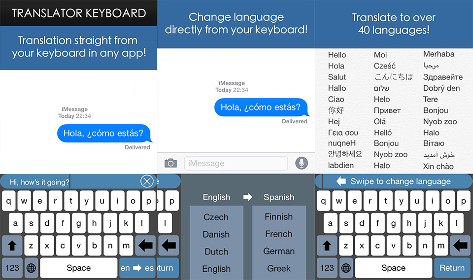 Translator Keyboard