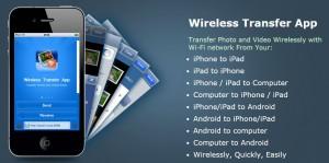 Wireless Transfer App