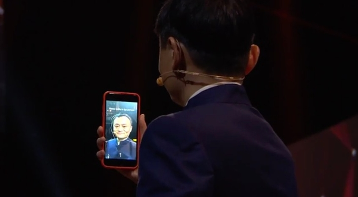 alibaba_face-recognition