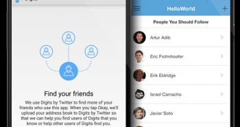 تويتر تضيف مزايا جديدة لخدمة تسجيل الدخول Digits
