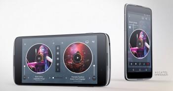 MWC 2015: ألكاتيل تطرح هاتف IDOL 3 الذي يعمل حتى بالمقلوب