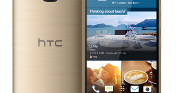 MWC 2015: اتش تي سي تكشف عن هاتف HTC One M9 رسمياً