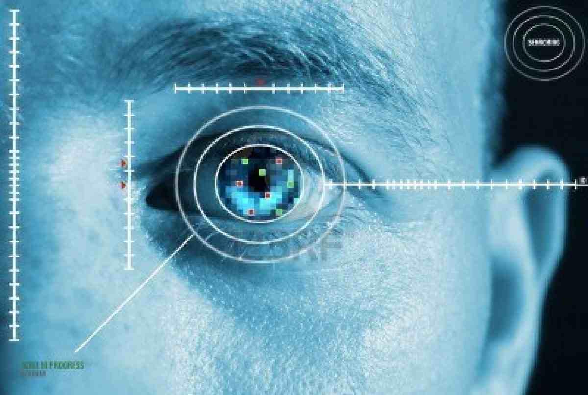iris-scanning