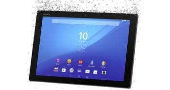 MWC 2015 : سوني تكشف عن اللوحي Xperia Z4 Tablet