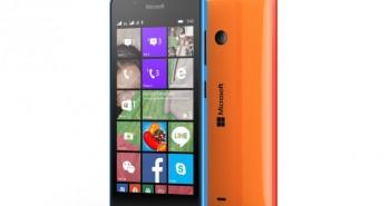 مايكروسوفت تطرح هاتف لوميا 540 Dual SIM
