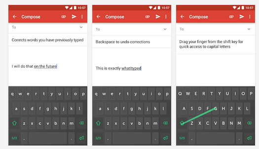 Swiftkey تطرح لوحة المفاتيح التجريبية Clarity Keyboard