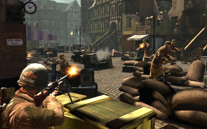 لعبة الأكشن والقتال Frontline Commando على أندرويد و iOS