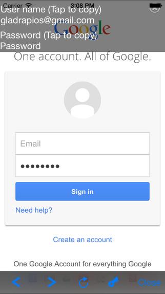 Password Secure Manager لحفظ جميع كلمات السر الخاصة بك