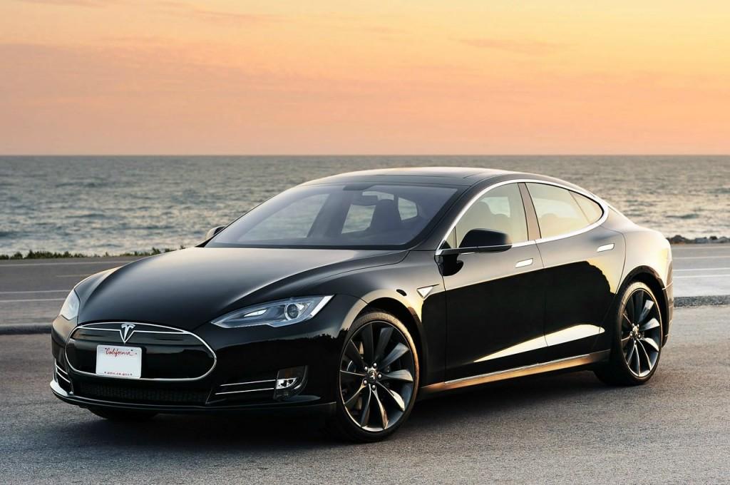 Tesla-S-model