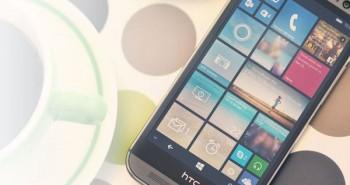 HTC تعمل على إصدار نسخة بنظام ويندوز 10 من هاتف One M9