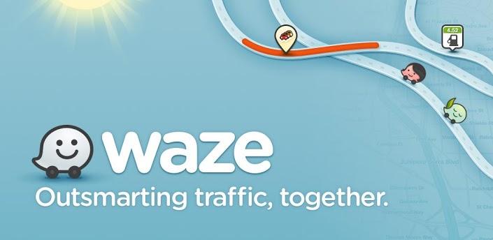 تطبيق Waze على iOS يحصل على واجهة جديدة