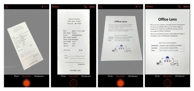 مايكروسوفت تطرح تطبيقها Office Lens رسميًا على متجر قوقل بلاي