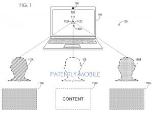 مايكروسوفت تحصل على براءة اختراع لمنع المتطفلين من حولك عن رؤية محتوى شاشة جهازك
