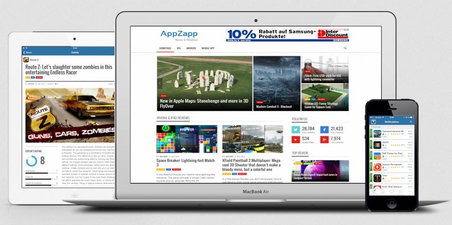 AppZapp ليُنبّهك متى تُخفّض سعر التطبيقات المدفوعة أو تصبح مجانية