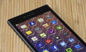 إطلاق هاتف BlackBerry Leap في الإمارات بسعر ١٠٩٩ درهم