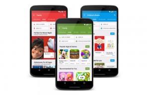 إطلاق القسم الخاص بالأسرة Google Play Family على المتجر