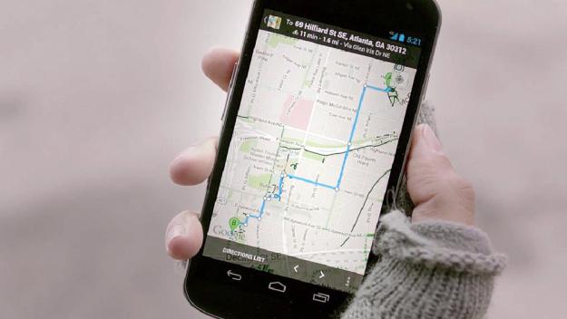 قوقل تُحدّث تطبيق الخرائط Maps على أندرويد