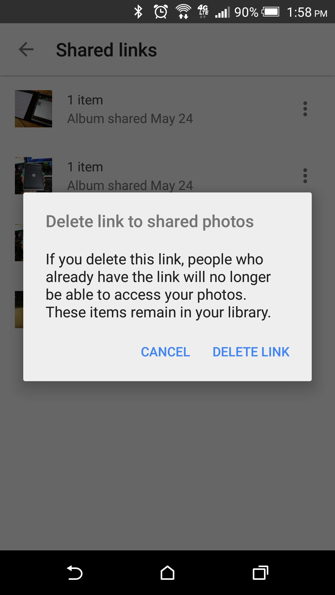 تطبيق الصور القادم من قوقل سيتيح مشاركة الصور والفيديو مع ضبط الخصوصية