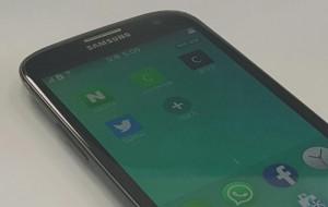 تسريب صورة Samsung Z LTE بنظام تايزن