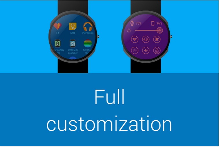 تحديث Wear Mini Launcher يجلب أداة قفل الهاتف عن بعد وأكثر