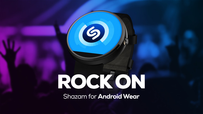 تحديث Shazam ليدعم ساعات أندرويد وير وتكامله مع البحث الصوتي لقوقل