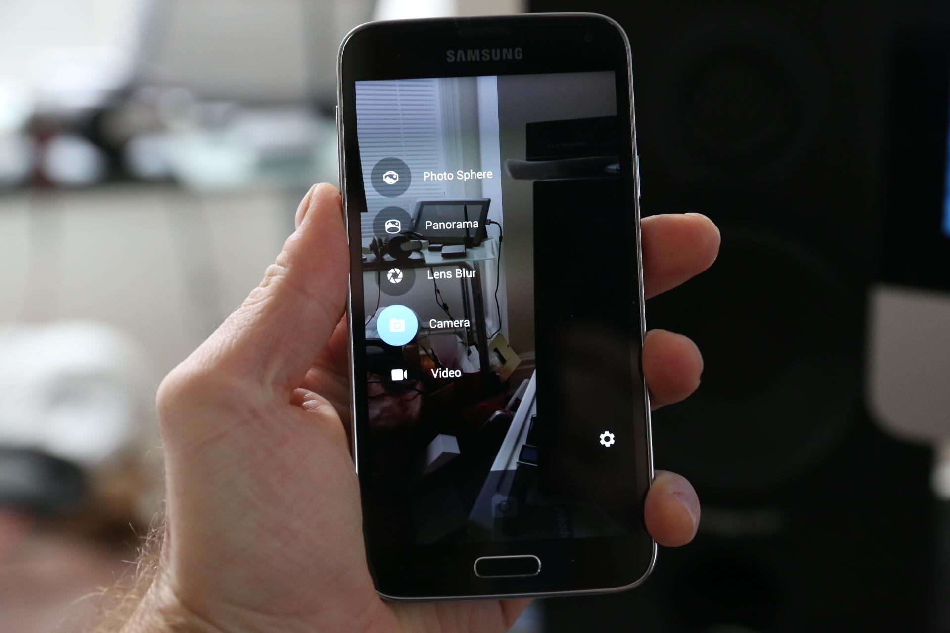 تحديث تطبيق كاميرا قوقل ببعض مزايا كاميرا نظام Android M المنتظر