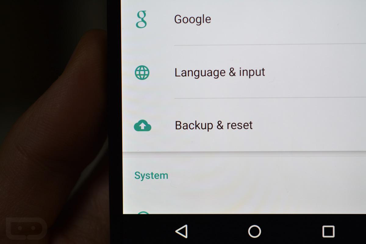 Android M يُجلب ميزة النسخ الإحتياطي للتطبيقات لخدمة قوقل درايف