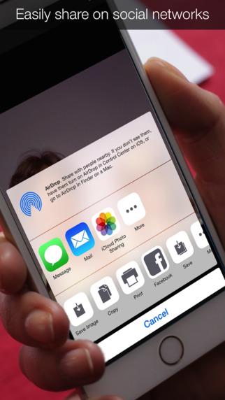تطبيق Memories لتحويل صورك المطبوعة لصور رقميّة على ايفون