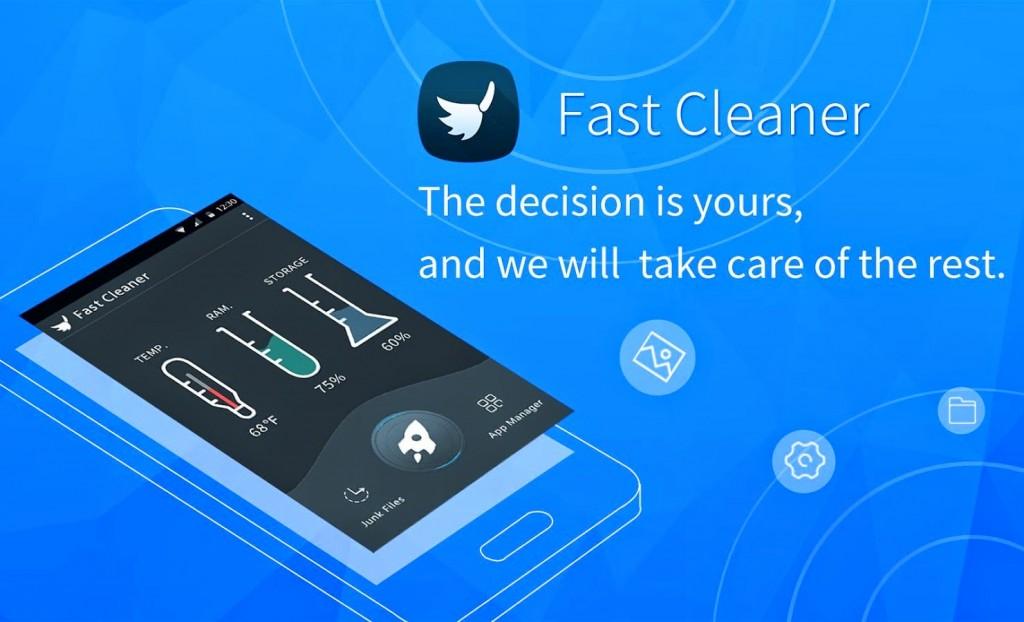تطبيق على أندرويد لتسريع جهازك وحذف الملفات الغير مرغوب فيها