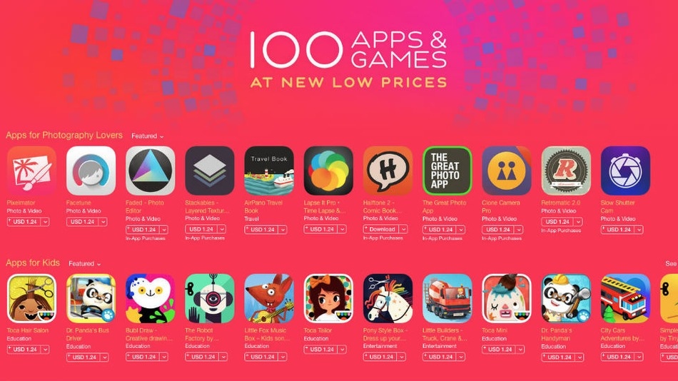 100-apps